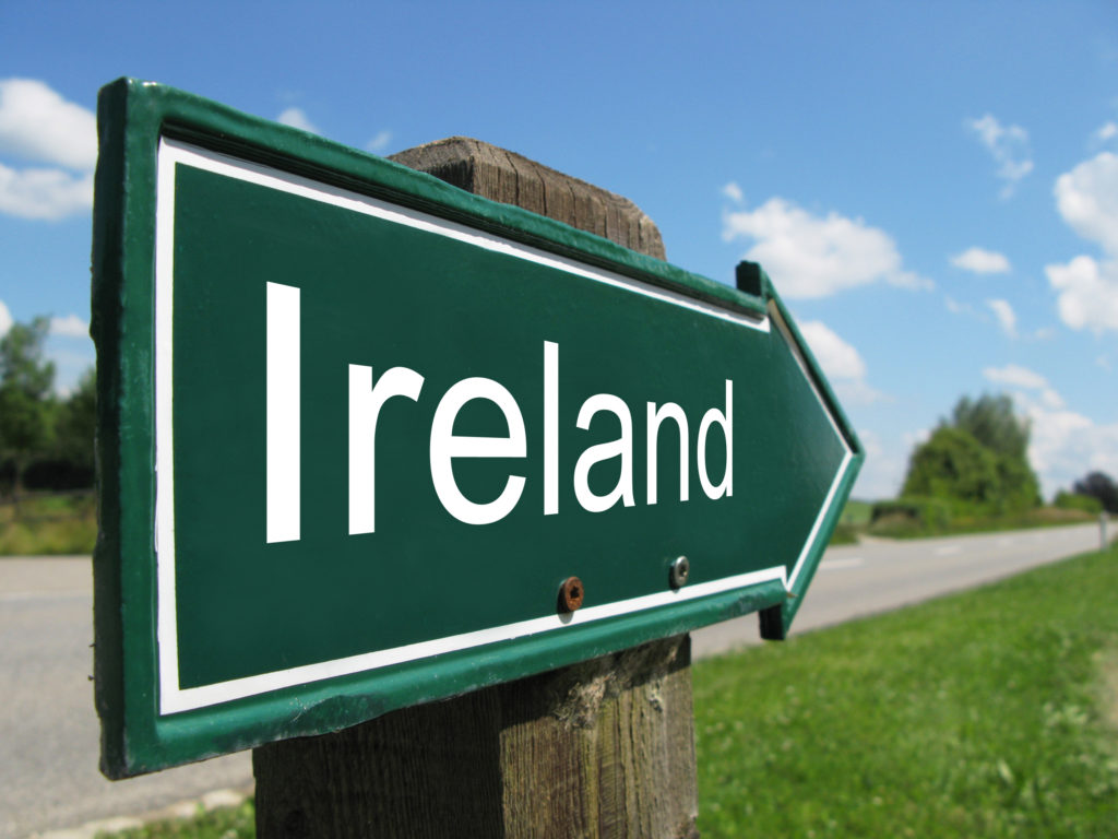 Ireland open for ecommerce